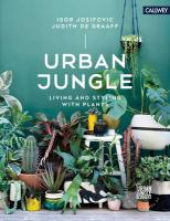 Urban Plants: Living and Styling with Plants