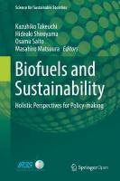 Biofuels and Sustainability: Holistic Perspectives for Policy-making 2016 1st ed. 2018