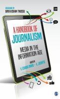 Handbook of Journalism: Media in the Information Age
