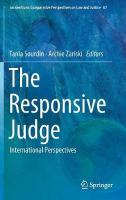 Responsive Judge: International Perspectives 1st ed. 2018