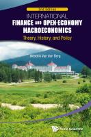International Finance And Open-economy Macroeconomics: Theory, History, And   Policy (2nd Edition): Theory, History, and Policy 2nd Revised edition
