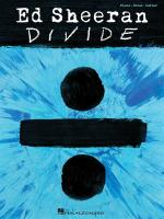 Ed Sheeran: ÷ (Divide) PVG Songbook
