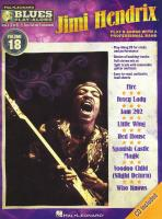 Jimi Hendrix: Blues Play-Along - Volume 18